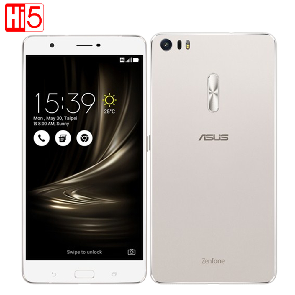 Original Asus Zenfone 3 Ultra ZU680KL Mobile Phone 6.8″ Dual SIM Qualcomm Snapdragon Octa Core 4GB RAM 64G ROM 23.0MP 4600mAh