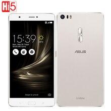 "Original Asus Zenfone 3 Ultra ZU680KL Mobile Phone 6.8"" Dual SIM Qualcomm Snapdragon Octa Core 4GB RAM 64G ROM 23.0MP 4600mAh"