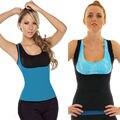 Women Ultra Sweat Thermal Shirt Double Face Camiseta Termica Zipper Fitness Body Shapers Shapewear Corset
