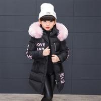 Children S Winter Cotton Warm Jacket Cotton Padded Jacket Cotton Padded Clothes Winter Jacket Park For