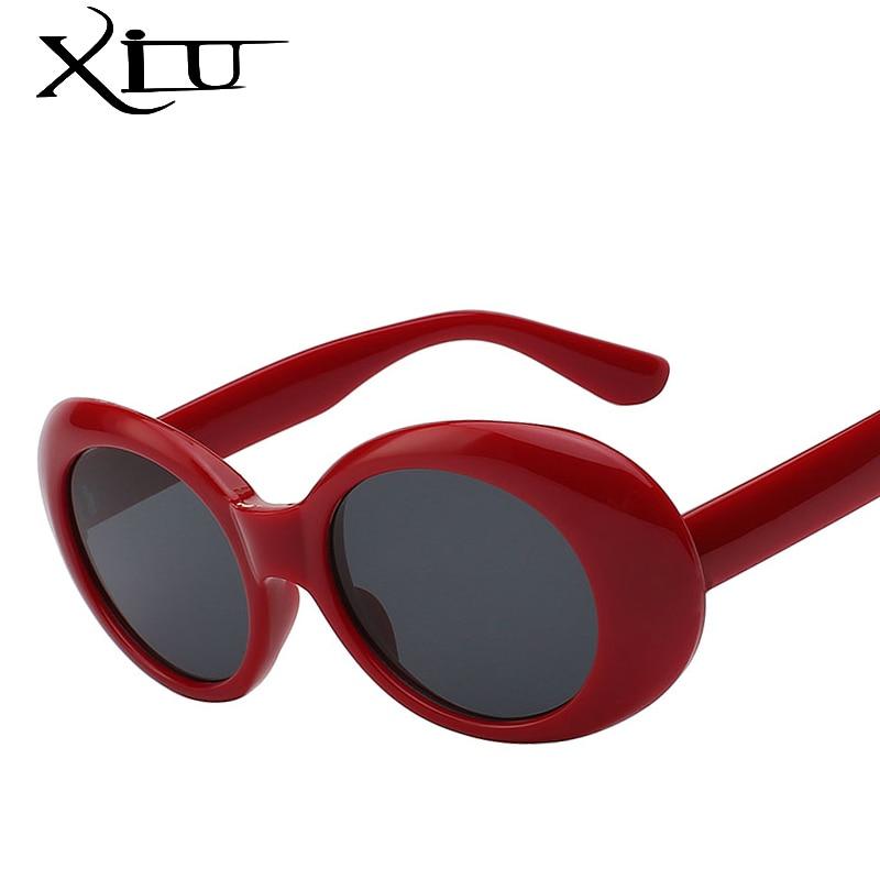 b467760efd9ab XIU NIRVANA Kurt Cobain Rock Do Vintage Óculos De Sol Das Mulheres Dos  Homens Clássicos Óculos UV400 Óculos de Sol Para As Mulheres Oculos Tons de  Branco em ...