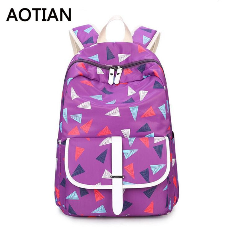 Large Capacity Backpack Student College Backpack Women Escolar Mochila Laptop Bag School Teenagers Backpack