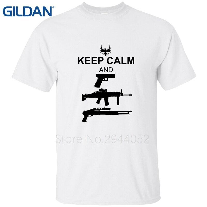 HTB1.TUFSpXXXXczXpXXq6xXFXXXt - Print Adults shirt Gun Love Pistol Rifle 2nd Amendment man Grey sale Hop t shirt design sales big sizes cotton