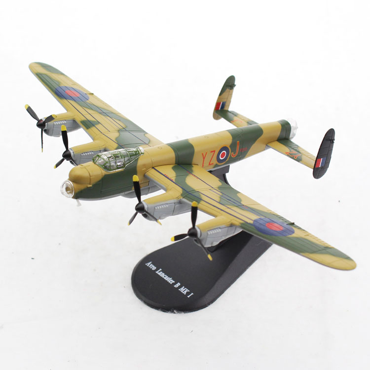 Diecasts & Toy Vehicles 15503 Hot Sale 1/144 Raf Avro Lancaster K.1 For Wholesale
