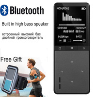 2016 New Bluetooth Sport MP3 Player Portable Audio 8GB With Built In Speaker FM Radio Pedometer
