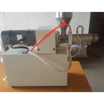 Desktop 20 single screw extruder large production of snack foods puffing machine grain extruder single screw food extruder