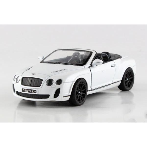 игрушечные модели автомобилей бентли