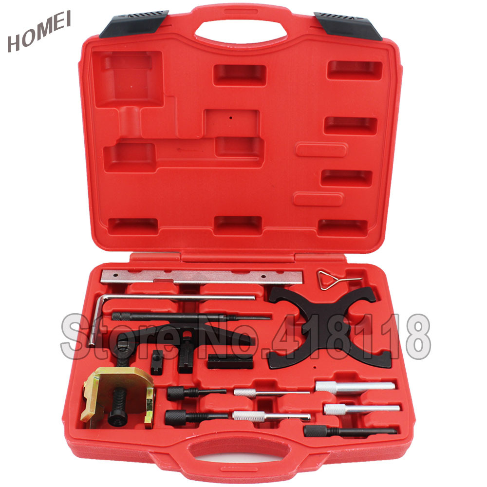 Engine Setting/Locking Combination Kit MASTER ENGINE TIMING TOOL SET FITS For FORD 1.4 1.6 Ti VCT TDCi 1.8 2.0 16V 2.2 TDCi engine setting locking combination kit master engine timing tool set fits for ford 1 4 1 6 ti vct tdci 1 8 2 0 16v 2 2 tdci