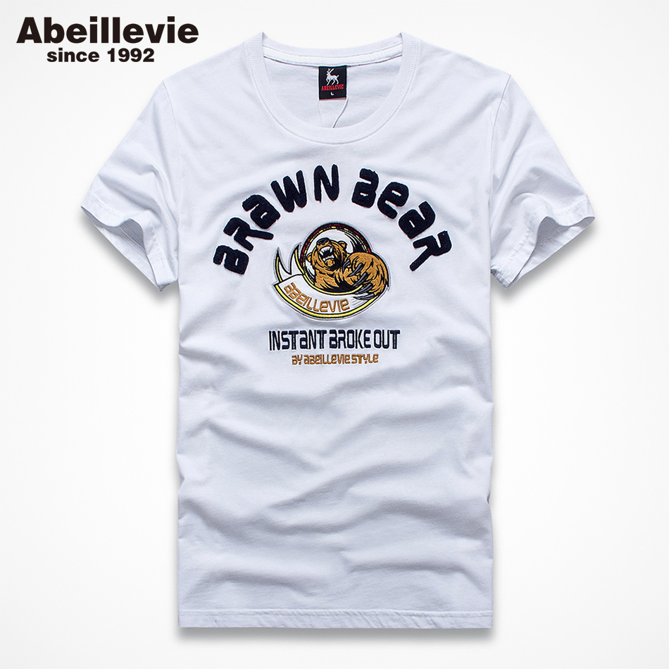 Buy abeillevie mens t shirt fashion for Plus size tall t shirts