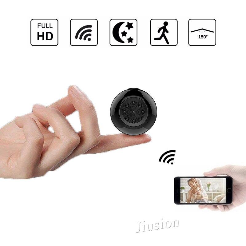 SQ17 WiFi Mini caméra 1080 p Micro caméra HD Wifi DV caméra corps d'action sans fil Secret IP caméra de Surveillance caméscope Reloj Espia