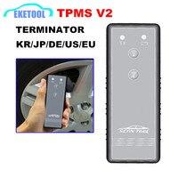 ST TP Reset V2 Terminator 5 IN 1 Works KR/JP/DE/US/EU Supports 12/2017 TPMS Auto Tire Pressure Monitor Sensor Activator Tool