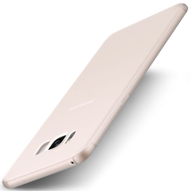 Luxury Matte Ultra Thin Soft Silicone Case For Samsung Galaxy S8 S9 S10 plus S7 S6 Edge Plus S6 S7 S8 S9 Cell Phone Mobile Cover
