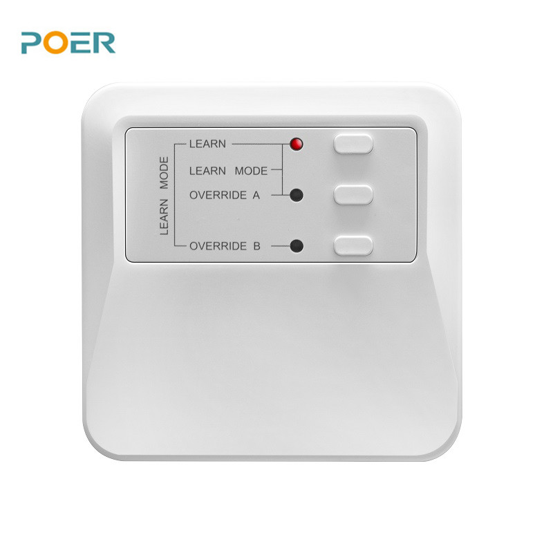 Receiver without thermostat receiver