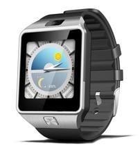 2016 new smartwatch qw0i bluetooth smart watch für android ios telefon Unterstützung SIM TF Karte SMS GPRS PK DZ09 GT08 U8
