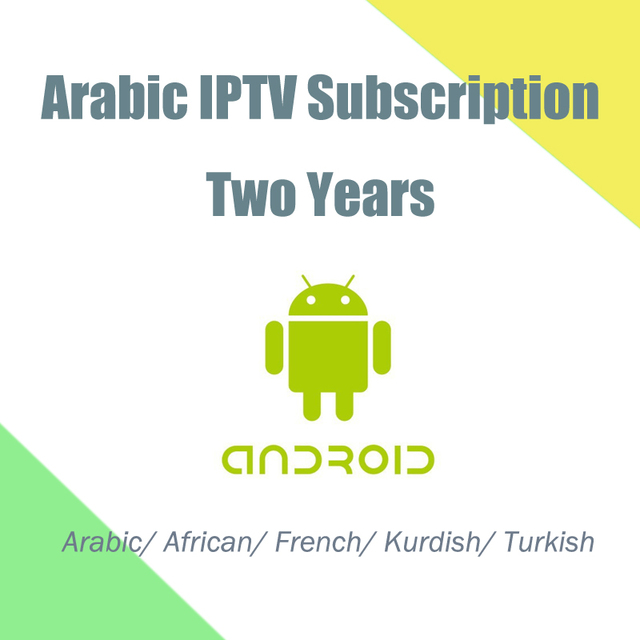 US $60 0 |1 Years Easy Installed Android Arabic IPTV APK subscription and  Renew IPTV-in Set-top Boxes from Consumer Electronics on Aliexpress com |