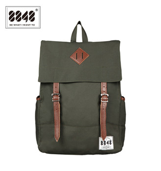 8848 Men Backpacks Amy Green Casual Bags 100% Polyester Free Shipping Knapsack Solid Simple Pattern Laptop School Bag D002-7 ask amy green wedding belles