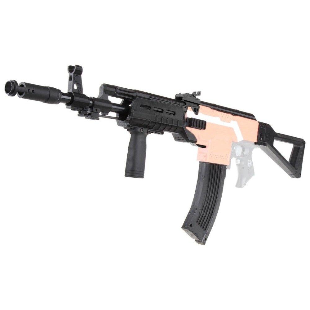 TRABALHADOR MOD Kit 3D F10555 Imitação de Impressão de Alta Resistência Plástico Combo Para Modificar As Crianças Brinquedos Para Nerf Stryfe Arma Partes accs