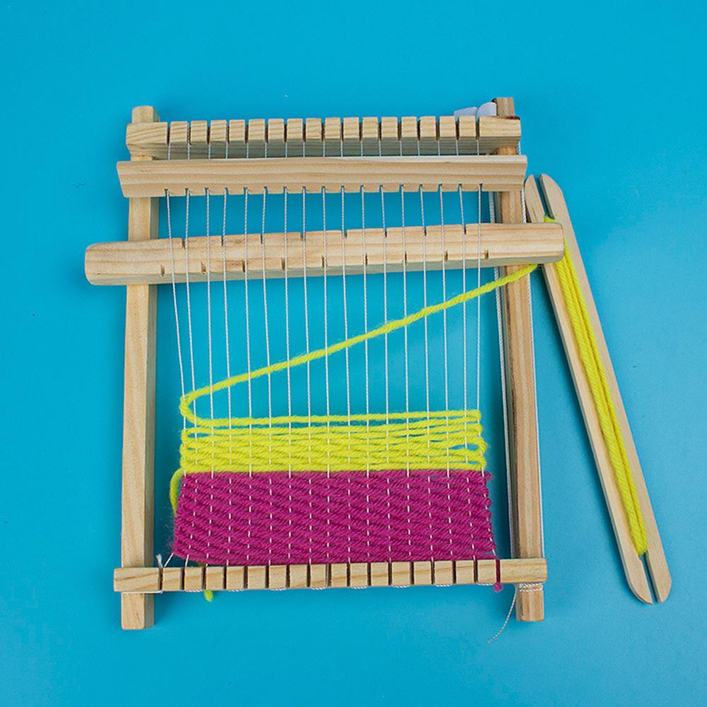 Children's Scientific Product Model Manual Diy Homemade Loom Random Color Delivery