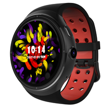 Z10 ОС Android 5.1 Смарт-часы Android электроники MTK6580 GPS SmartWatch телефон часы Поддержка 3 г Wi-Fi Nano SIM WCDMA PK kw88
