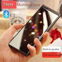 CHENFEC Bluetooth MP4 player student Walkman mini touch mp4 ultra thin mp4 lyrics e book learn sports lossless music HIFI