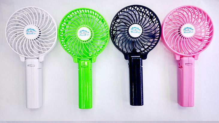 Portable Handheld Fan : Hand held electric air cooler rechargeable portable handle