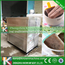 Commercial machine for popsiclee high capacity voltage 110V with 4 moulds