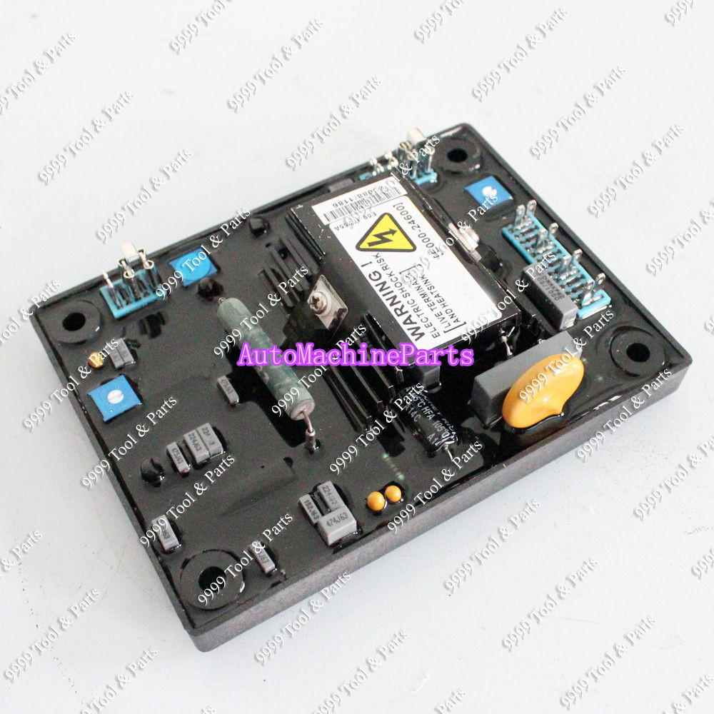 AVR Module Automatic Voltage Regulator For Onan 450-13900AVR Module Automatic Voltage Regulator For Onan 450-13900