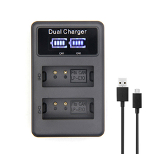 Батарея Зарядное устройство NP FZ100 NP-FZ100 NPFZ100 ЖК-дисплей Dual USB Зарядное устройство для sony FZ100 Батарея A7R III A7 III BC-QZ1 A9/A9R Alpha9 Камера