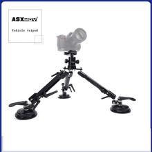 ASXMOV-XP2 Car Sucker Mount filming Stabilizer Car suction Cup Mini Photo Tripod For Digital dslr camera/Video camera/Camcorder цена и фото