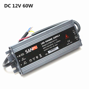 Image 2 - LED Strip Power Supply 110V 220V to 12V LED Driver IP67 Waterproof Ultra Thin LED Light Transformer 60W 100W 120W 150W 200W