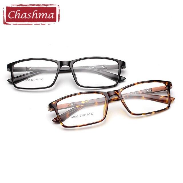Online Shop Chashma Slim TR 90 Light Eye Glasses Rectangle Frame ...