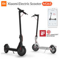 Xiao mi mi Scooter électrique mi jia M365 Smart E Scooter Skateboard mi ni pliable Hoverboard Patinete Electrico adulte 30km batterie