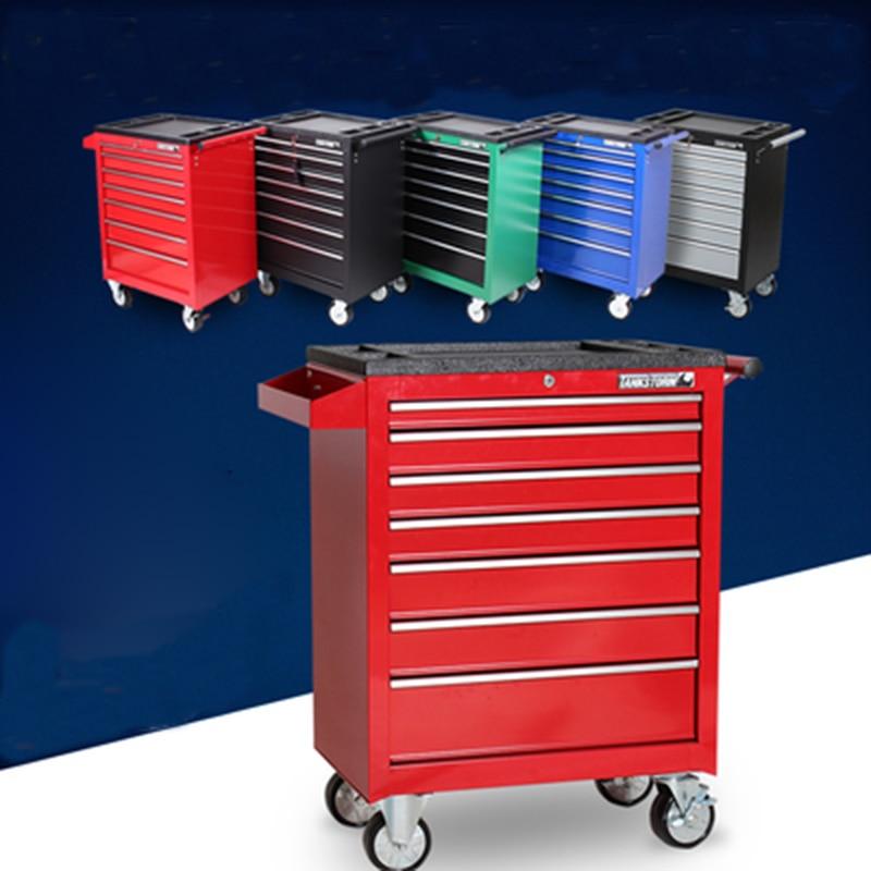 Дизайн 100-350 шт Супер набор инструментов тележки, 220 шт Китай ручной набор инструментов/Набор инструментов только ящик для инструментов