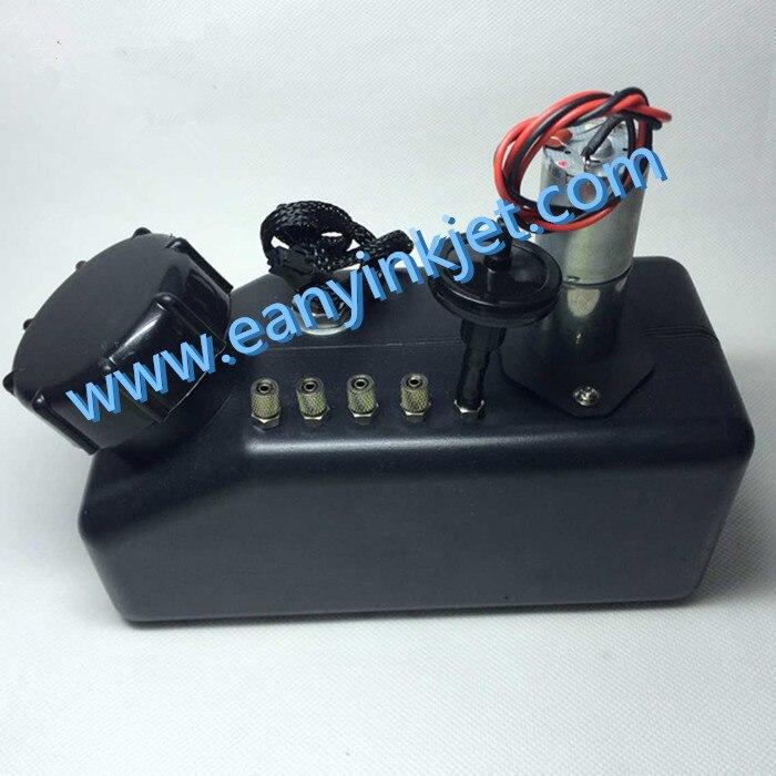 ФОТО printer UV White ink tank UV tank for UV bulk system tank 1L
