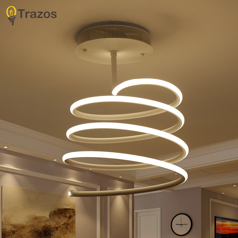 Surface Mounted Modern Led Ceiling Lights For Living Room Luminaria Led Bedroom Fixtures Indoor