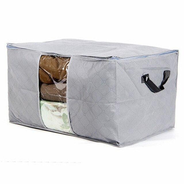Storage Organizer Bag Clothes Quilt Foldable Storage Wardrobe Multi-purpose Pouch Bag Organize