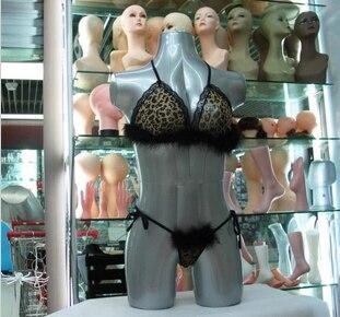 Lingerie form torso mannequin