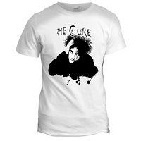 Die Heilung Inspiriert Gothic Goth Punk Rock Band Konzert 80 s Musik T-shirt 100% Baumwolle Für Mann Shirts