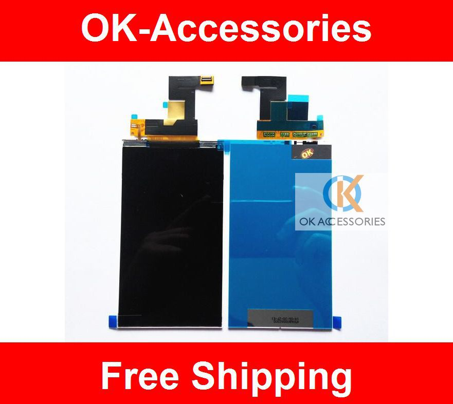 1 PC/Lot For Sony Xperia M2 S50H D2302 D2303 D2305 D2306 D2403 LCD Display Screen Free Shipping