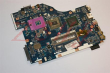 for acer aspire 5736z laptop motherboard GM45 DDR3 MB.TZZ02.001 PEW72 LA-6631P MBTZZ02001 Free Shipping 100% test ok
