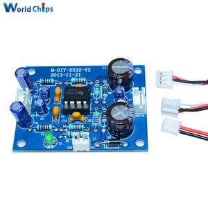 Image 4 - Płytka wzmacniacza NE5532 OP AMP przedwzmacniacz HIFI sygnał przedwzmacniacz Bluetooth przedwzmacniacz płyty w magazynie