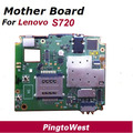 Original utilizado funcionaba bien lenovo s720 512 m ram placa madre del mainboard proveedor de piezas de repuesto para lenovo envío gratuito