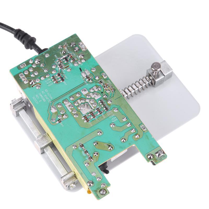 Mobile Phone Circuit Boards Mainboard Repair Platform Fixture Smart Phone Maintenance Clamp Fixture Soldering Platform Holder