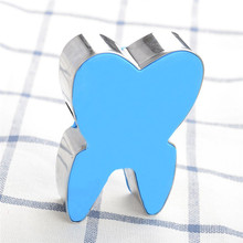 Mold Cookie-Cutter Cutters-Tools Cake-Decorating-Supplies Fondant Cute DIY Home Teeth-Shaped