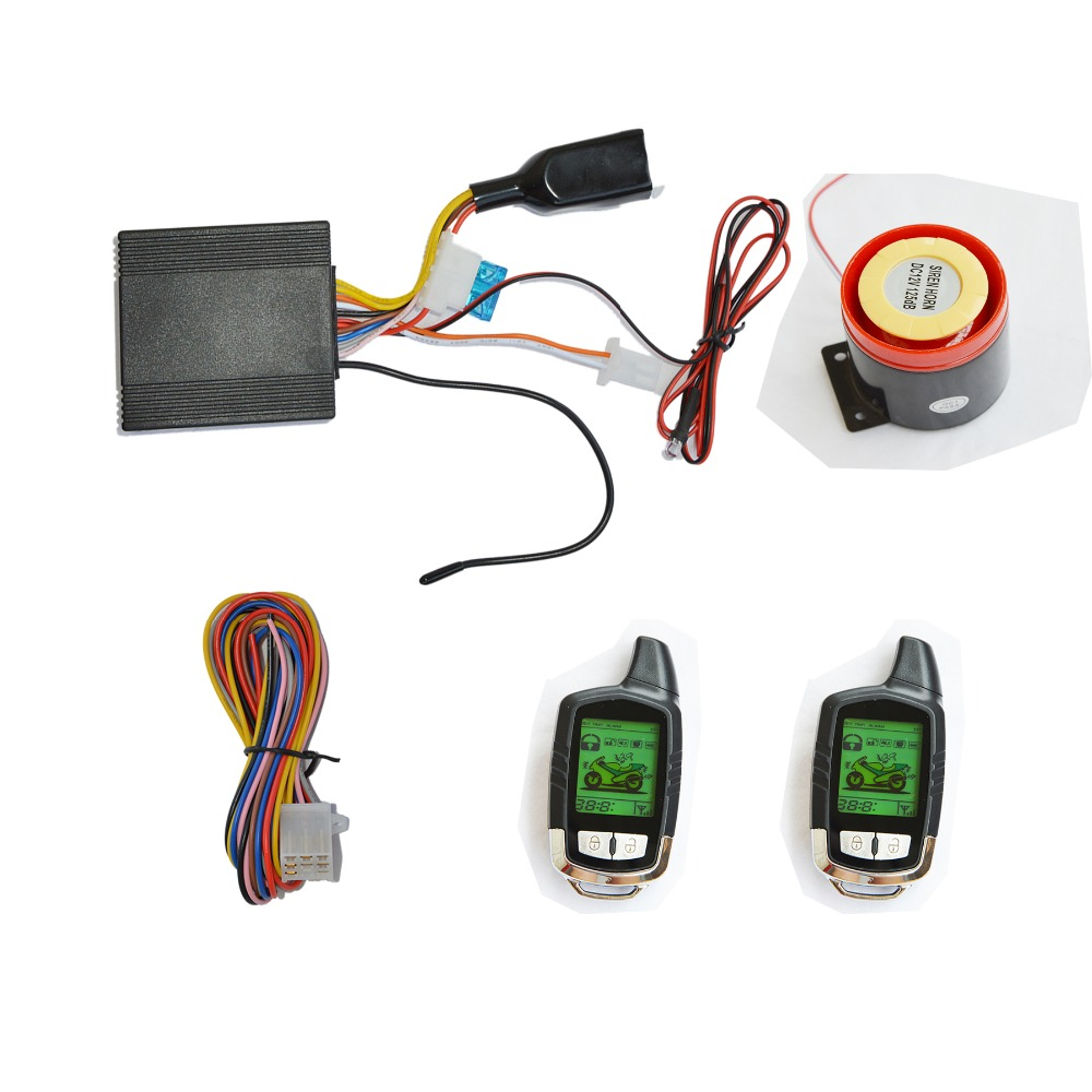 Motorcycle Remote Starter Motorcycle Circuit Diagrams