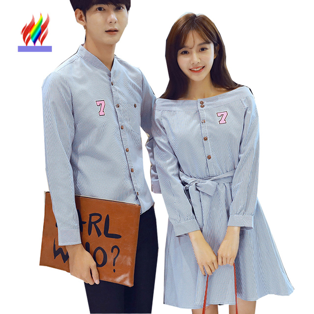 Matching Couple Clothes For Lovers 2017 Valentine S Days Spring