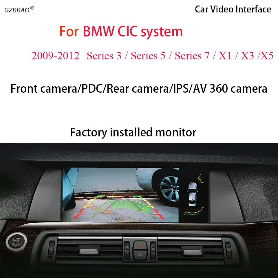 Держать OEM Стиль Ручка поддержки управления парковочная линия барьер знак задняя коробка для камеры для BMW 09 12 серии 3/5/7/x1/x3/x5
