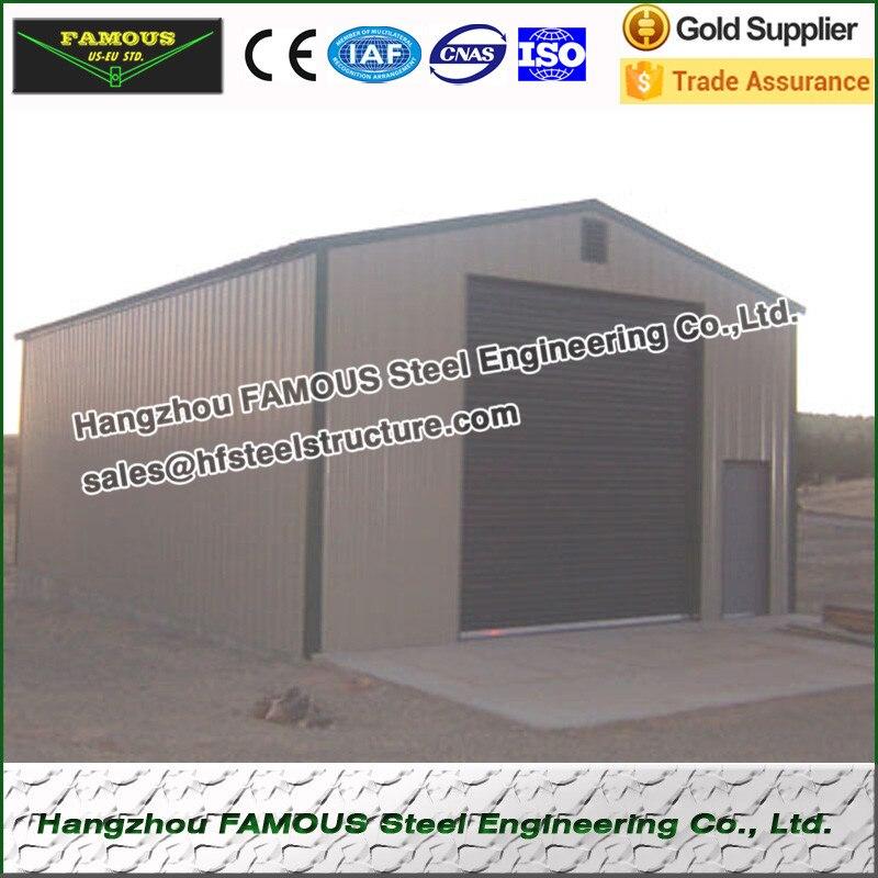 Verschiedenen Nutzungs fertigstahlkonstruktion garagen und schuppen ...