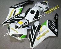 Hot Sales,Hannspree fairing For Honda CBR 1000 RR 04 05 CBR1000RR 2004 2005 RES Arrow motorcycle fairing kit (Injection molding)