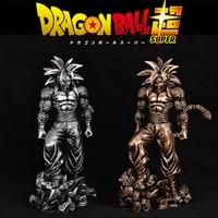 24cm Anime Dragon Ball Super Saiyan Son Goku Action Figures Master Stars Piece Dragonball Figurine Collectible Model Toy Gift